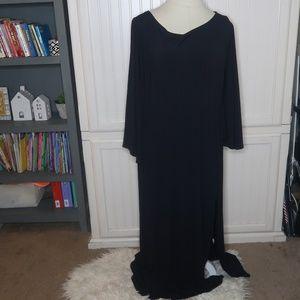 Jessica London Long Black Dress 24